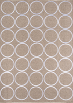 Momeni Cielo CI-04 Neutral Area Rug