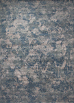Jaipur Chaos Theory CKV13 Kali Ensign Blue & Steel Gray Area Rug