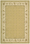 Nourison Grand Chalet CL03 GLD Gold Closeout Area Rug