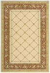 Nourison Grand Chalet CL03 IV Ivory Closeout Area Rug