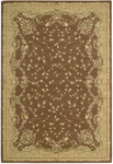 Nourison Grand Chalet CL04 COF Coffee Closeout Area Rug