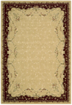 Nourison Grand Chalet CL04 GLD Gold Closeout Area Rug