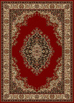Radici USA Como 1595 Red Area Rug