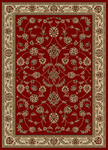 Radici USA Como 1596 Red Area Rug