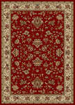 Radici USA Como 1597 Red Area Rug