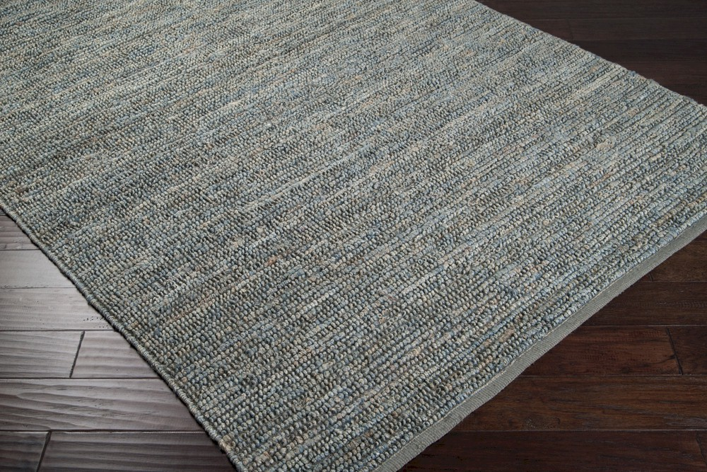 Surya Continental Cot 1941 Grey Blue Area Rug