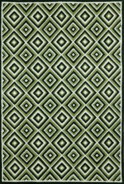 Trans Ocean Brown Jordan Carlton 1301 16 Diamond Green