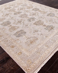 Jaipur Jenny Jones Signature CS02 Empress Moonstruck & Wild Dove Closeout Area Rug