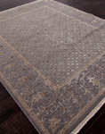 Jaipur Jenny Jones Signature CS05 Sophia Slate Blue Closeout Area Rug