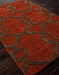 Jaipur City CT04 Regency Baked Clay & Desert Palm Area Rug