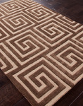 Jaipur City CT06 Keyed Up Java/Java Closeout Area Rug - Fall 2013