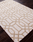 Jaipur City CT08 Bellevue Antique White/Lead Grey Closeout Area Rug