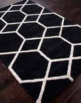 Jaipur City CT24 Chicago Ebony/Ebony Closeout Area Rug - Spring 2014