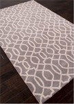 Jaipur City CT38 Sonia Ash & Snow White Closeout Area Rug