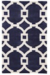 Jaipur City CT51 Regency Medieval Blue & Gardenia Area Rug