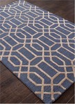 Jaipur City CT52 Bellevue Nazarine Blue & Bluestone Area Rug