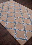 Jaipur City CT55 Philadelphia Fungi & Imk Blue Closeout Area Rug