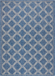 Nourison Country Side CTR02 DENIM Area Rug