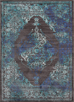 Momeni Cypress CYP-04 Charcoal Area Rug