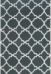 Feizy Cetara 4107F Grey/White Area Rug