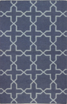 Bashian Hampton D105 FW14 Blue Closeout Area Rug