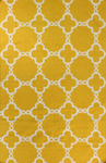 Bashian Hampton D105 FW7 Gold Closeout Area Rug