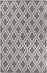 Bashian Hampton D105 FW6 Grey Closeout Area Rug