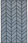 Bashian Hampton D105 FW17 Light Blue Closeout Area Rug