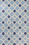 Bashian Hampton D105 FW9 Light Blue Area Rug