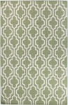 Bashian Hampton D105 FW6 Light Green Closeout Area Rug
