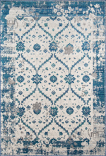 Momeni Dakota DAK-16 Blue Area Rug