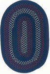 Colonial Mills Deerfield DF51 Midnight Blue Area Rug