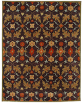 Jaipur Dhalia DH02 Iris Coffee/Bronze Green Closeout Area Rug