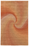Trans-Ocean Liora Manne Dunes 9102/27 Waves Sunset Closeout Area Rug