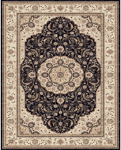 Feizy Daria 3982F Navy/Cream Closeout Area Rug
