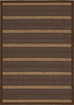 Nourison Eclipse ECL01 CHO Chocolate Closeout Area Rug