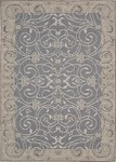 Nourison Eclipse ECL03 BL Blue Closeout Area Rug