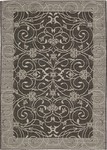 Nourison Eclipse ECL03 GRY Grey Closeout Area Rug