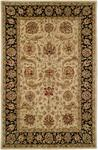 Kalaty Empire EM-286 Ivory/Black Area Rug