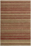 Nourison Essex Manor EM06 BUR Burgundy Closeout Area Rug