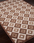 Jaipur Fables FB12 Charming Coffee/Beige Closeout Area Rug - Fall 2013