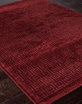 Jaipur Fables FB30 Valor Scarlet/Scarlet Closeout Area Rug - Fall 2013
