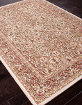 Jaipur Fables FB32 Regal Chenille Ivory/Chenille Ivory Closeout Area Rug - Fall 2013