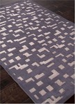 Jaipur Fables FB51 Pixel Chenille Grey Closeout Area Rug