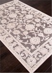 Jaipur Fables FB64 Kotty Steel Gray & Atmoshpere Closeout Area Rug