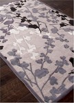 Jaipur Fables FB67 Enchanted Glacier Gray & Steel Gray Area Rug