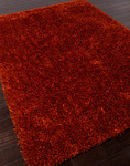Jaipur Flux FL05 Russet/Russet Closeout Area Rug - Fall 2013
