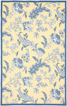 Surya Flor FLO-8944 Yellow Closeout Area Rug - Fall 2010