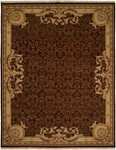 Kalaty Florence FR-624 Brown Closeout Area Rug