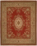 Kalaty Florence FR-627 Rust Closeout Area Rug